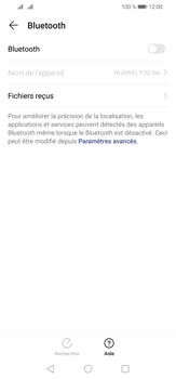 Huawei P30 Lite - Bluetooth - connexion Bluetooth - Étape 7