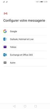 Huawei P30 Pro - E-mails - Ajouter ou modifier votre compte Gmail - Étape 7