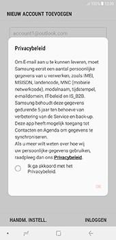 Samsung Galaxy J6 Plus - e-mail - handmatig instellen - stap 10