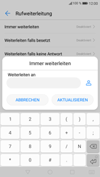 Huawei P8 Lite 2017 - Anrufe - Rufumleitungen setzen und löschen - Schritt 7