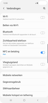 Samsung Galaxy S10 Plus - internet - mobiele data managen - stap 5