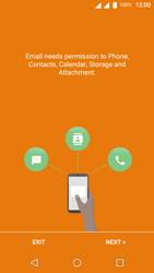Wiko U-Feel Lite - E-mail - Manual configuration POP3 with SMTP verification - Step 5