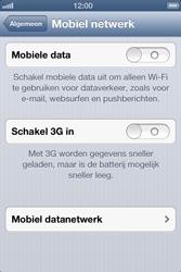 Apple iPhone 4 S met iOS 6 - MMS - handmatig instellen - Stap 5