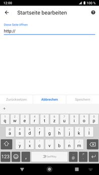 Sony Xperia XZ2 Premium - Android Pie - Internet - Manuelle Konfiguration - Schritt 30