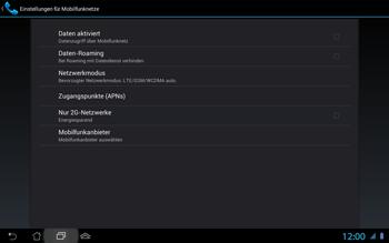 Asus Padfone 2 - Internet - Apn-Einstellungen - 7 / 25