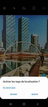 Samsung Galaxy A42 5G - Photos, vidéos, musique - Prendre une photo - Étape 4
