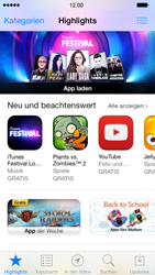 Apple iPhone 5s - Apps - Herunterladen - 6 / 18