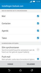HTC One M8s - e-mail - handmatig instellen - stap 8