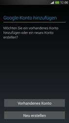 HTC One Mini - Apps - Konto anlegen und einrichten - 4 / 24