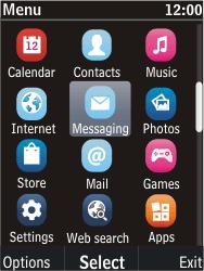 Nokia C2-05 - MMS - Automatic configuration - Step 6