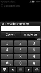Nokia 808 PureView - Voicemail - handmatig instellen - Stap 7
