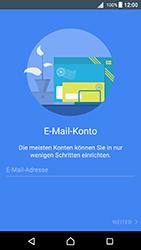 Sony Xperia X - E-Mail - Konto einrichten - 6 / 25