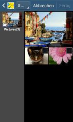 Samsung S7275 Galaxy Ace 3 - MMS - Erstellen und senden - Schritt 18