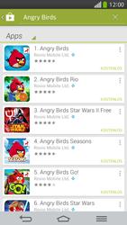 LG G Flex - Apps - Herunterladen - 16 / 20