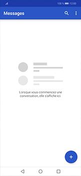 Huawei Mate 20 lite - Contact, Appels, SMS/MMS - Envoyer un SMS - Étape 3