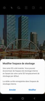 Samsung Galaxy A71 - Photos, vidéos, musique - Prendre une photo - Étape 4