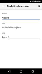 Sony Xperia X Compact (F5321) - Internet - Hoe te internetten - Stap 11