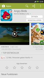 HTC One Max - Apps - Herunterladen - 19 / 20