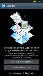 Samsung Galaxy Note 2 - Premiers pas - Créer un compte - Étape 28