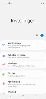 Samsung galaxy-xcover-pro-sm-g715fn - Bluetooth - Aanzetten - Stap 3