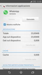 Sony Xperia Z1 Compact - Applicazioni - Come disinstallare un