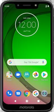 real mobile phone track Motorola Moto G7