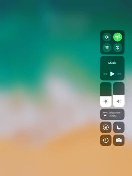 Apple iPad Air - iOS 11 - Sperrbildschirm und Benachrichtigungen - 3 / 9