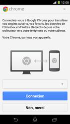 Sony Xpéria Z1 - Internet et connexion - Naviguer sur internet - Étape 5