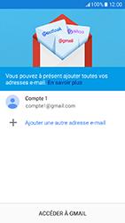 Samsung Galaxy A3 (2017) - E-mail - 032a. Email wizard - Gmail - Étape 15
