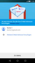 Huawei P8 Lite - E-Mail - Konto einrichten (gmail) - 2 / 2