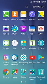 Samsung Galaxy A8 - Apps - Eine App deinstallieren - Schritt 3