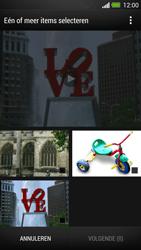 HTC One - e-mail - hoe te versturen - stap 14