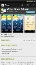 HTC One S - Apps - Installieren von Apps - Schritt 15