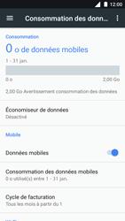 Nokia 3 - Internet et roaming de données - Configuration manuelle - Étape 5