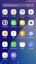 Samsung Galaxy A3 (2016) - Android Nougat - E-mail - Account instellen (POP3 zonder SMTP-verificatie) - Stap 3