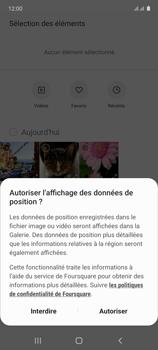 Samsung Galaxy Note 10 Lite - Contact, Appels, SMS/MMS - Envoyer un MMS - Étape 16