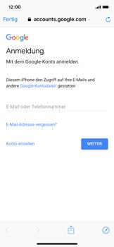 Apple iPhone XS - E-Mail - 032a. Email wizard - Gmail - Schritt 6