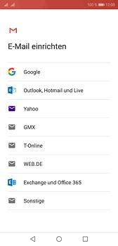 Huawei P20 - E-Mail - Konto einrichten (gmail) - 7 / 15