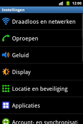 Samsung S5690 Galaxy Xcover - bluetooth - headset, carkit verbinding - stap 4