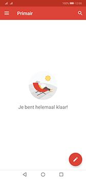 Huawei Mate 20 - E-mail - Handmatig instellen (gmail) - Stap 13