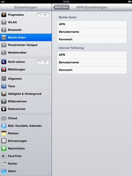 Apple iPad mini - Internet - Apn-Einstellungen - 2 / 2