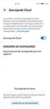 Huawei P40 - Aller plus loin - Gérer vos données depuis le portable - Étape 19