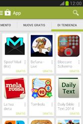 Samsung Galaxy Fame Lite - Applicazioni - Installazione delle applicazioni - Fase 13