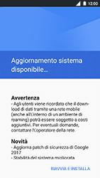 Nokia 3 - Software - Installazione degli aggiornamenti software - Fase 6
