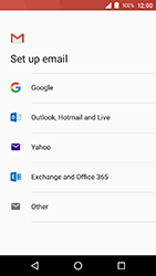 Crosscall Action X3 - E-mail - Manual configuration (gmail) - Step 7