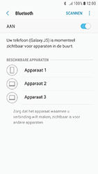 Samsung Galaxy J5 (2017) - Bluetooth - headset, carkit verbinding - Stap 7