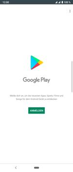 Sony Xperia 10 Plus - Apps - Konto anlegen und einrichten - Schritt 4