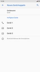 Nokia 8 - Android Pie - Bluetooth - Verbinden von Geräten - Schritt 6