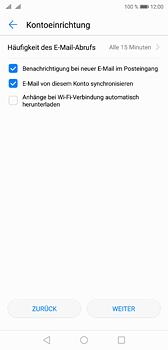 Huawei P20 - E-Mail - 032b. Email wizard - Yahoo - Schritt 7