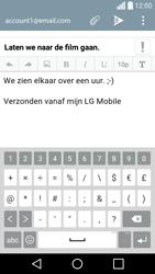 LG Spirit (H420F) - e-mail - hoe te versturen - stap 10